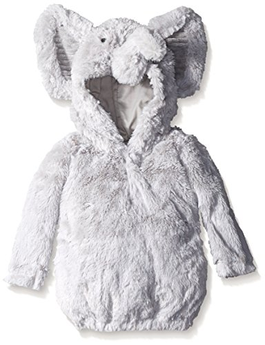 Mud Pie Baby Halloween Costume Unisex, Elephant, 0-18 MOS