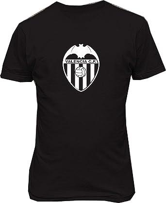 GNKJYY-T Hombre Valencia CF Futbol Spain españa Soccer Camisetas: Amazon.es: Ropa y accesorios