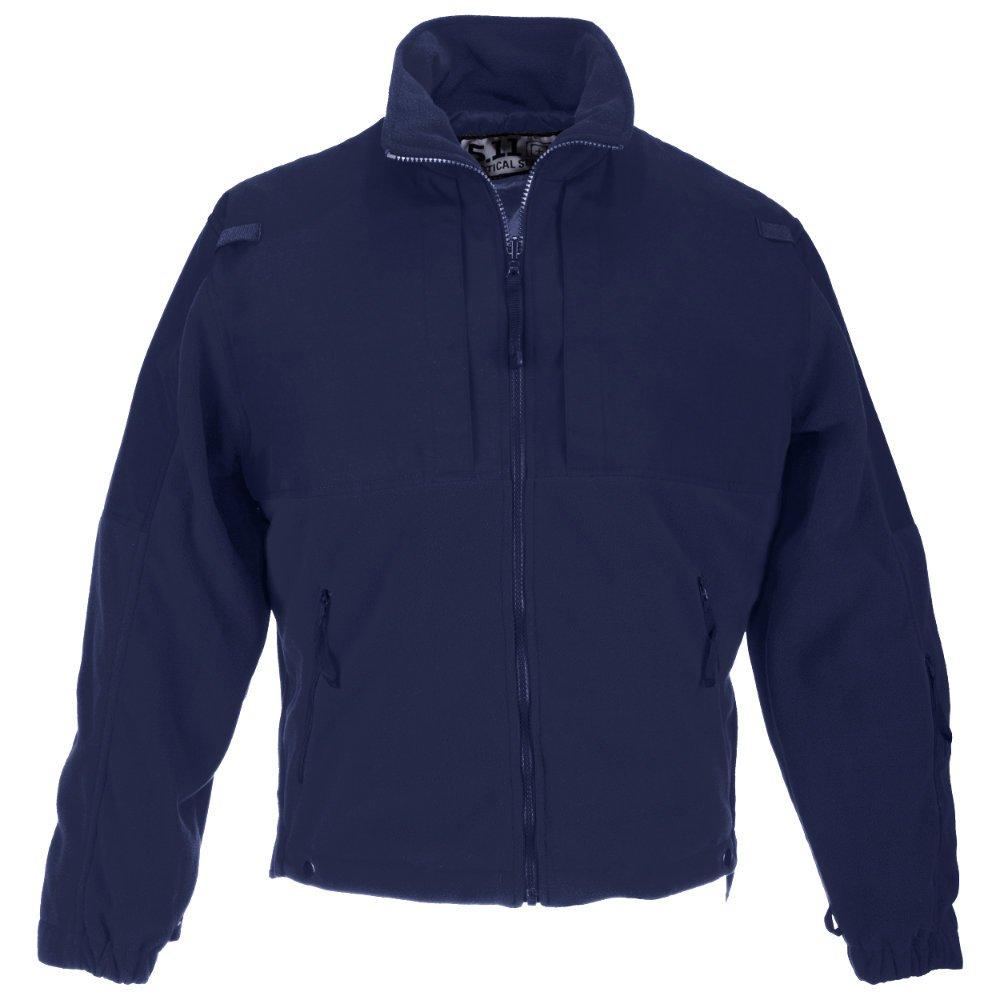 5.11 Tactical #48038 Tactical Fleece Jacket (Dark Navy, XX-Large)
