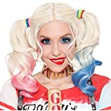 Narwhal Novelties Halloween Costume Wig Women Multicolored