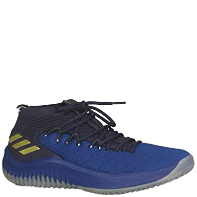 7075125dedfe Image Unavailable. Image not available for. Color  adidas Men s Dame 4  Basketball ...