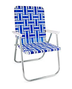 Blue and White Deluxe Chair---NEW