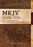 Book cover image for NKJV Study Bible, Hardcover: Second Edition