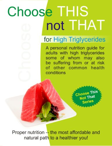 Choose this not that for High Triglycerides
