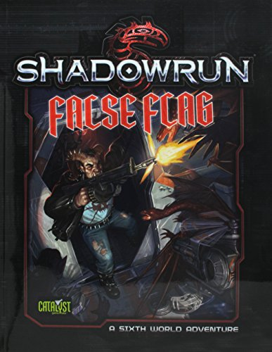 Shadowrun Denver 2 False Flag -  Catalyst, Paperback