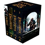 img - for The Lord Of The Rings and the Hobbit 4 Books Collection Set book / textbook / text book