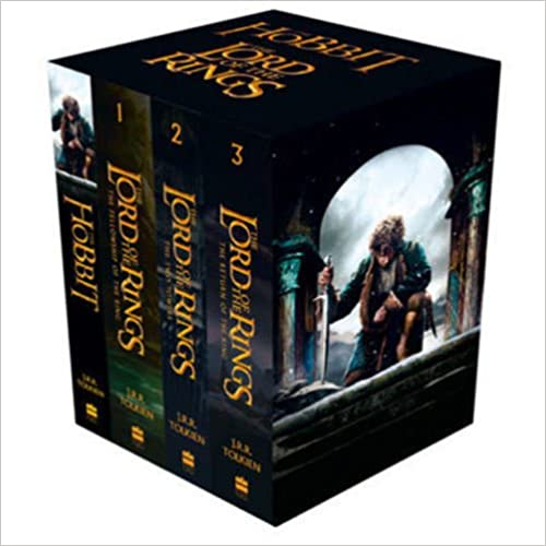 The Hobbit and Lord of the Rings Book Collection