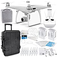 DJI Phantom 4 Pro Quadcopter Travel Case Essential Bundle