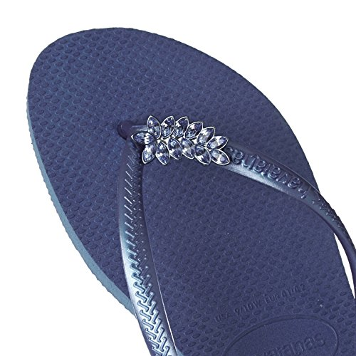 Havaianas Flip Flops - Havaianas Special Collection Flip Flops - Light Blue