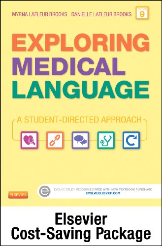 Audio CDs for Exploring Medical Language by Mosby