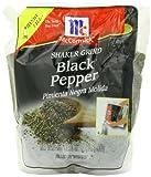 McCormick Black Pepper Shaker, 32-Ounce