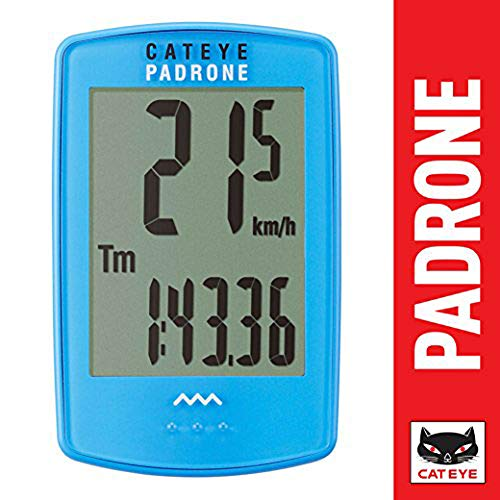 CATEYE Padrone with Stopwatch, Green