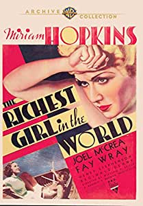 Richest Girl in the World, The (1934)