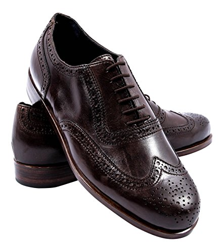 berluti-brown-leather-brouge-wing-tip-oxfords-dress-shoes-size-75