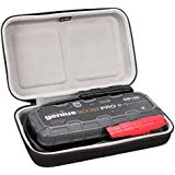 LTGEM EVA Hard Case Compatible with Noco Genius Boost Pro GB150 4000 Amp 12V UltraSafe Lithium Jump Starter - Carrying Storage Bag