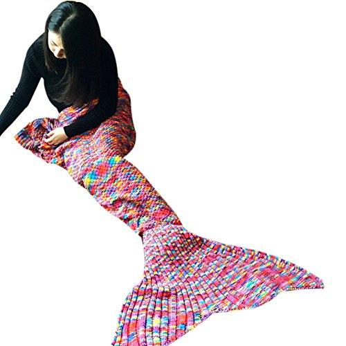 xjamus Mermaid Precision Knitting Sleeping product image