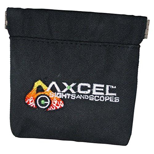 Archery Cover (Axcel AXSC-BK Scope Cover Archery Sight Archery)
