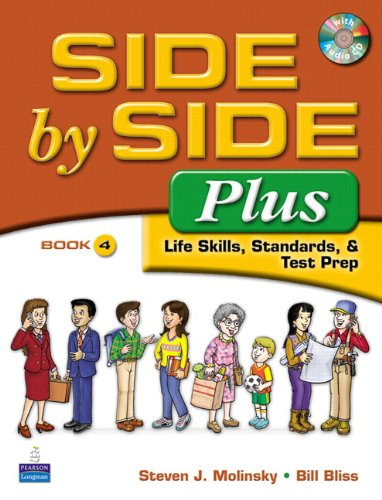 Value Pack: Side by Side Plus 4 Student Book and Activity & Test Prep Workbook 4