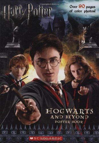 Hogwarts Through The Years Poster Book Updated (Harry Potter Movie Tie-In)