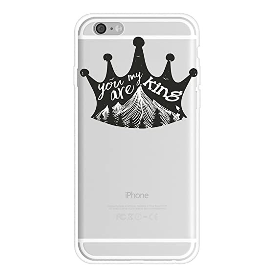 Amazon Couple Case For HerCute Couples Things For Girls Boys New Cute King And Queen Quotes