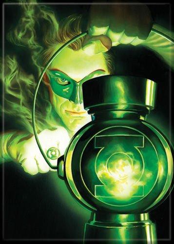 Ata-Boy DC Comics Alex Ross Green Lantern 2.5