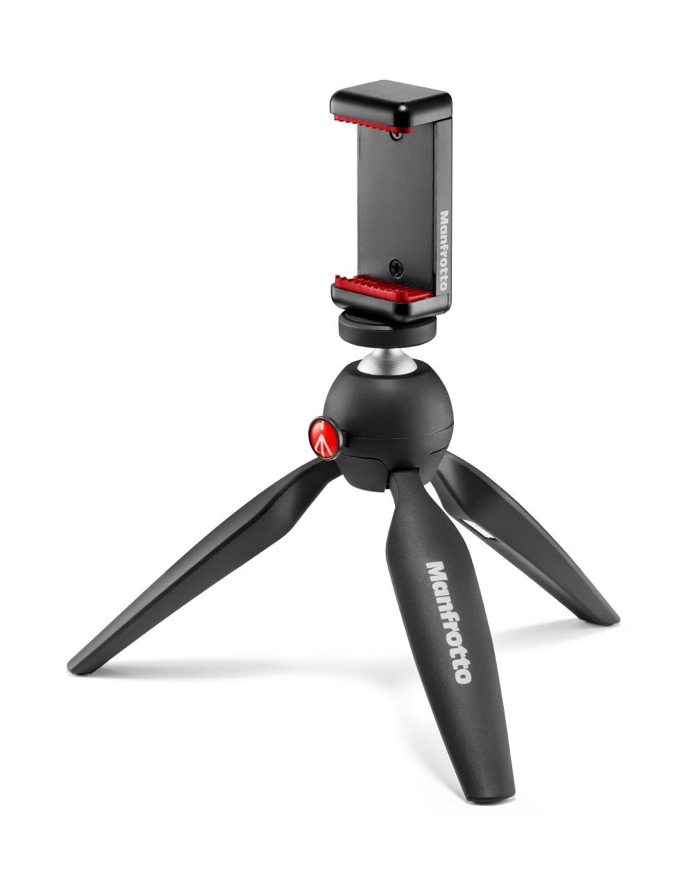 Manfrotto Stand for Universal Cell Phone - Retail Packaging.