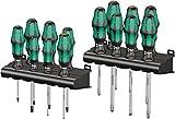 Wera 05105630001 Kraftform Big (Pack 300) Series Screwdriver Set