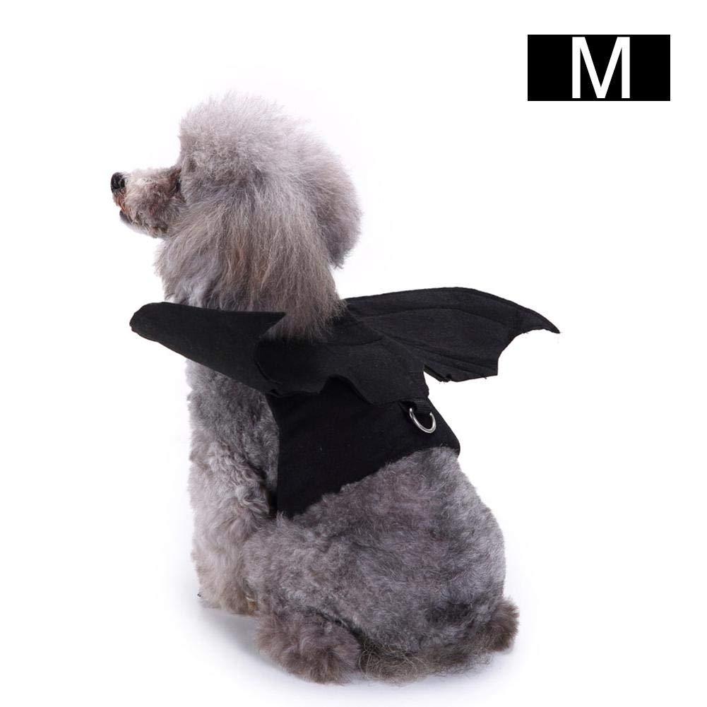 Youngsown Pipistrello Abbigliamento Per Animali Domestici Gatto Cane Costume Di Halloween