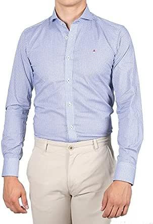Alvaro Moreno, Camisa Print Micro-42, color Blanco: Amazon.es ...