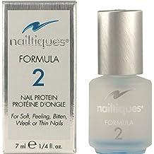 Nailtiques Formula 2 Nail Growth Formula, 0.25 Ounce