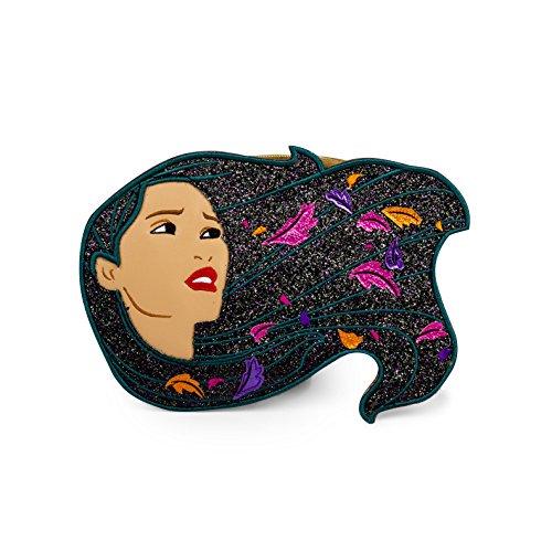Danielle Nicole Disney Pocahontas Crossbody Bag for Women with Chain Strap -