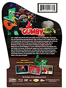 The Gumby Movie (Blu-ray + DVD Combo Pack) by NCircle Entertainment