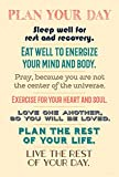 Focus and Zeal Motivational Poster for