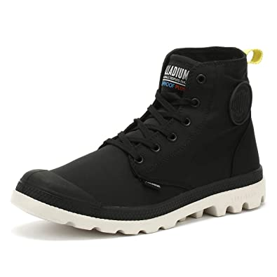 d76c1fae2c8 Amazon.com: Palladium Men's Pampa Puddle Lite WP WB Boots, Black: Shoes