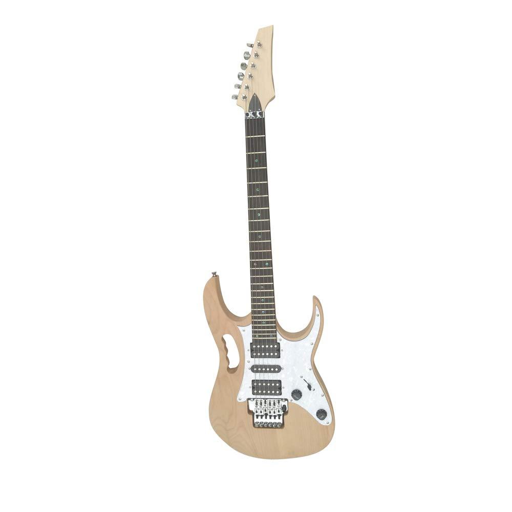GDGEM4U Coban Guitars Alderwood Cuerpo Guitarra Eléctrica Kit Construcción para Estudiante & Luthier Proyectos: Amazon.es: Instrumentos musicales
