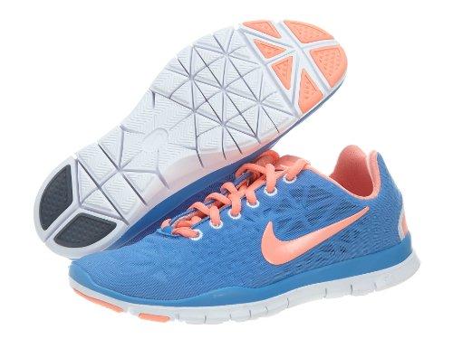 blau Free Training III Shoes TR neonorange Ladies NIKE FYw7axqq