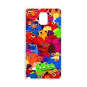 Cartoon Cute Monsters Phone For Iphone 5C Case Cover
