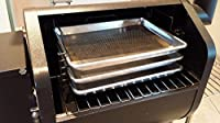 Bull Rack Grill Tray System by legendary Bull Rack