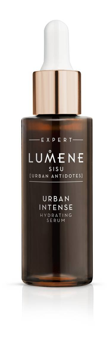 Lumene Sisu Urban Intense Hydrating Serum, 1.0 Fluid Ounce
