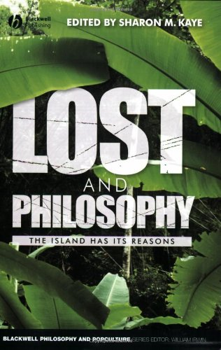 Download Lost and Philosophy: The Island Has Its Reasons pdf epub