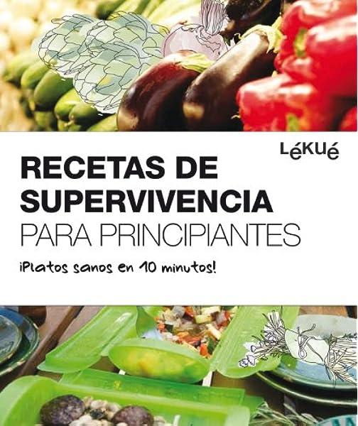Recetas de supervivencia (SALSA): Amazon.es: Autors, Diversos: Libros