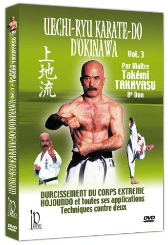 UECHI-RYU KARATE-DO D'OKINAWA VOL 3 [Import italien] Takemi Takayasu UECHI-RYU KARATE-DO D' OKINAWA VOL 3 [Import italien] I-Prod Documentation et Divers Sports Arts martiaux Documentaires et Divers Dokumenation / Sport Kampfsport Music DVDs