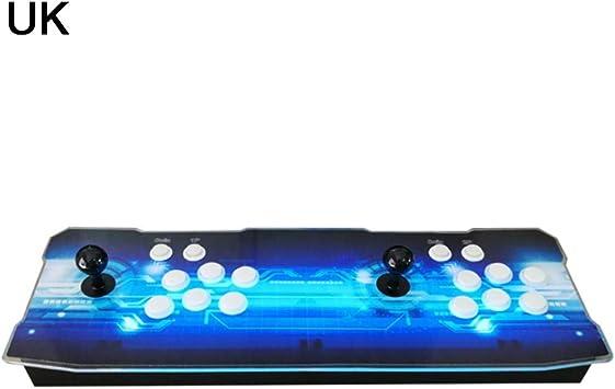 Pandoras Key - Consola de juegos 3D con 7 consolas de juegos 3D de Pandora 3D, consola de juegos Arcade XS1500 para PC, ordenador portátil, TV, PS3.: Amazon.es: Salud y cuidado personal