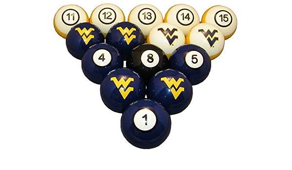 Wave 7 tecnologías West Virginia – Juego de Bolas de Billar ...