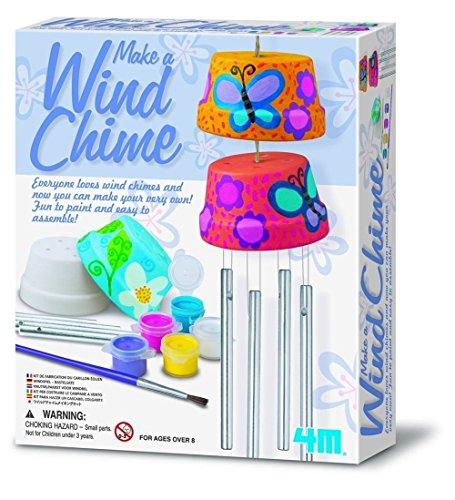 4m make a wind chime kit - 5