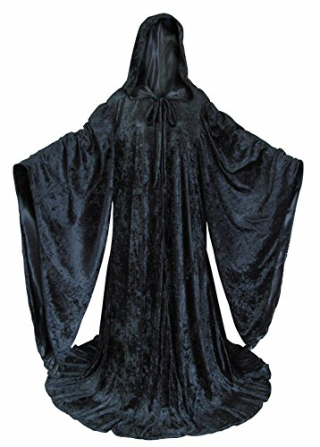Velvet Cosplay Wizard Satin Sleeves product image