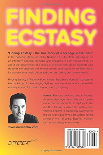 Finding Ecstasy: The True Story Of A Teenage Closet Case: Norman ...