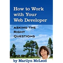How to Work with Your Web Developer: Asking the Right Questions (Social Media for Small Business Series Book 3)
