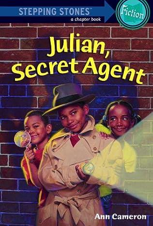 book cover of Julian, Secret Agent