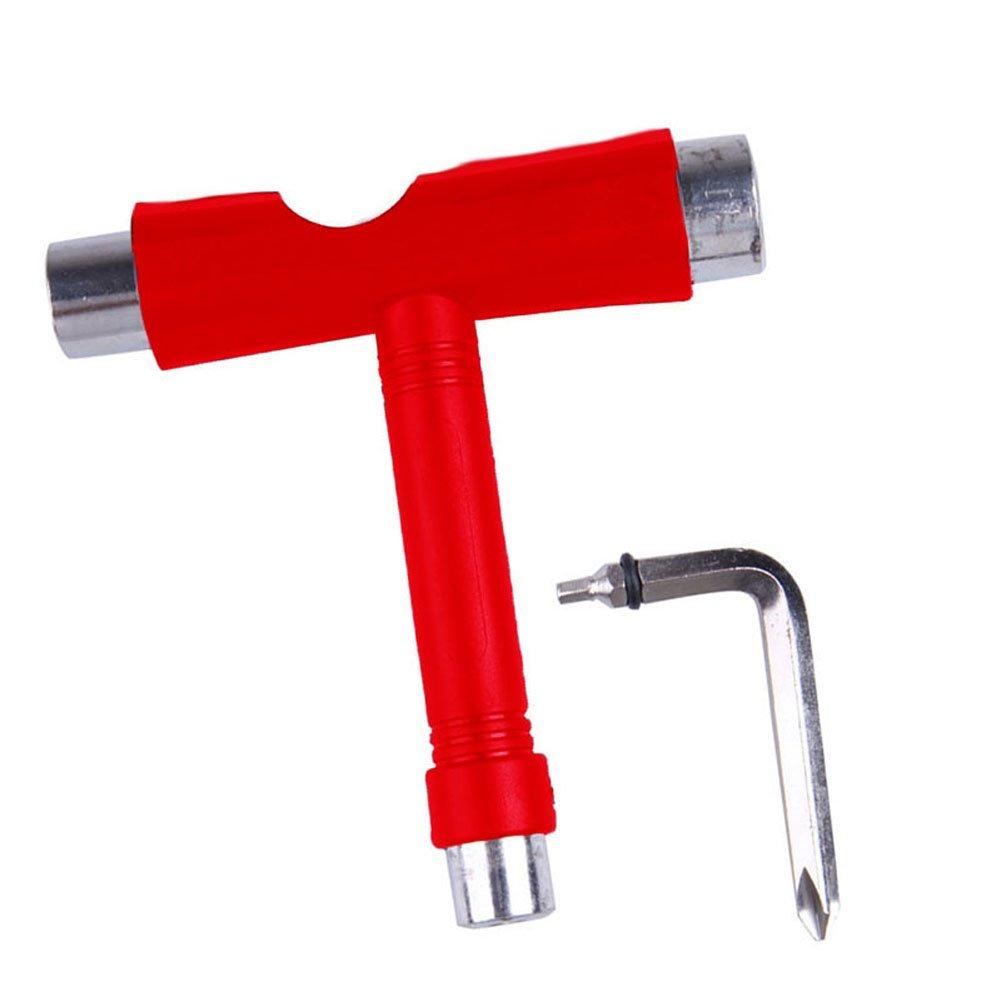 Accessorio/attrezzo chiave a T per Hrph pattini a rotelle, monopattini, skateboard Black